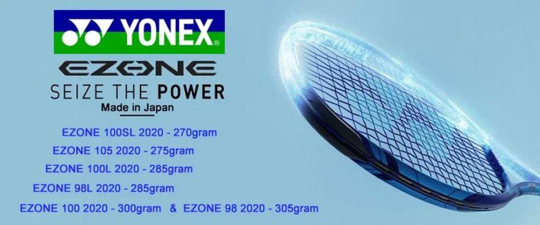 VOT YONEX EZONE 2020