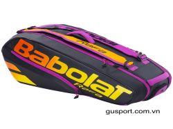 Túi Tennis Babolat PURE AERO RAFA X6 Pack (751216-363)