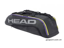 Túi Tennis Head Tour Team 6R Combi 2021-283181-BKMX