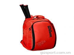 BALO TENNIS WILSON FEDERER DNA BACKPACK INFRARED WRZ830896