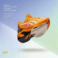 Giới thiệu Giày Tennis Asics Solution Speed FF 2 -2021