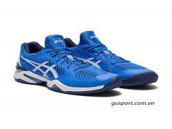 Giày Tennis Asics Court FF 2 Electric Blue-White (1041A089.400)