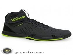 GIÀY TENNIS WILSON AMPLIFEEL EBONY/BLACK/LIME PUNCH WRS322840