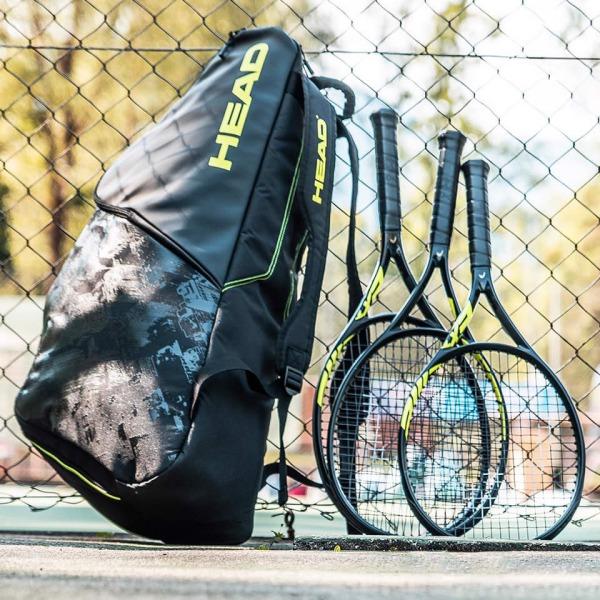 Túi Tennis Head Extreme Nite Combi 6R - 284131
