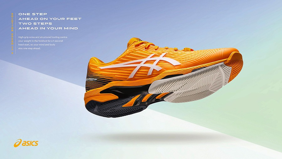 Giày tennis Asics Solution Speed  FF 2