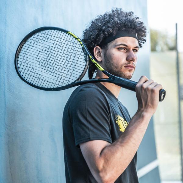 Vợt Tennis Head Graphene 360+ Extreme Tour Nite  (305gr) - 233901_A